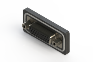 638-W26-222-012 - Waterproof High Density D-Sub Connectors