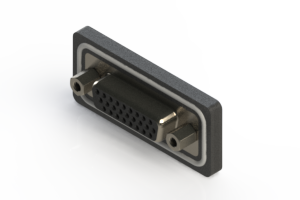 638-W26-621-012 - Waterproof High Density D-Sub Connectors