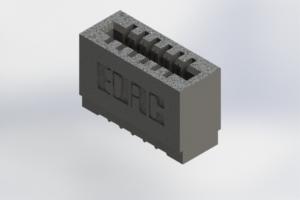 725-006-520-101 - Press-Fit Card Edge Connectors