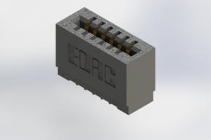 725-006-525-101 - Press-Fit Card Edge Connectors