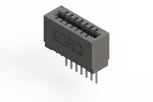 725-007-522-101 - Press-Fit Card Edge Connectors