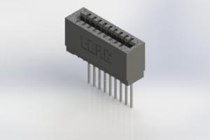 725-009-541-101 - Press-Fit Card Edge Connectors