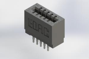 725-010-520-201 - Press-Fit Card Edge Connectors