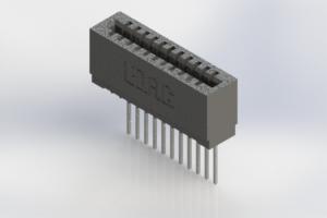 725-011-540-101 - Press-Fit Card Edge Connectors