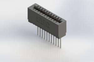 725-011-541-101 - Press-Fit Card Edge Connectors