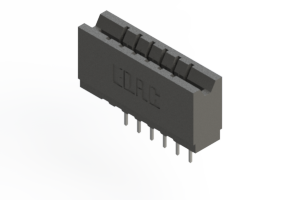 737-006-522-106 - Press-Fit Card Edge Connectors