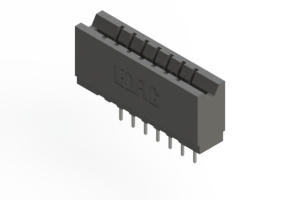 737-007-522-106 - Press-Fit Card Edge Connectors