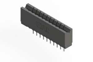 737-010-522-106 - Press-Fit Card Edge Connectors
