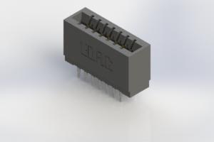 746-014-545-201 - Pressfit Card Edge Connector