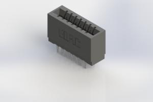 746-014-553-201 - Pressfit Card Edge Connector