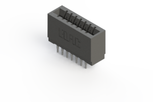 746-014-553-601 - Pressfit Card Edge Connector
