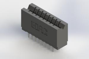 746-016-520-206 - Pressfit Card Edge Connector