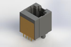 J2K018861P00931 - Modular Jack Connector