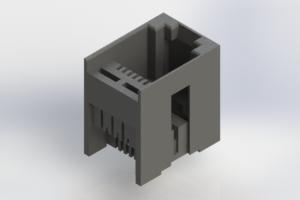J2X016221P00030 - Modular Jack Connector