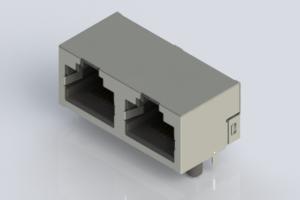 J6A028832P00112 - Modular Jack Connector