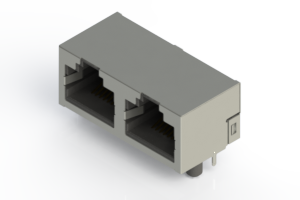 J6A028862P00112 - Modular Jack Connector