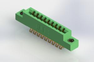 305-018-555-207 - Card Edge Connector