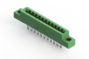 306-011-500-107 - Card Edge Connector