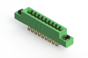 315-018-555-203 - Card Edge Connector