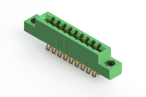 315-018-555-207 - Card Edge Connector