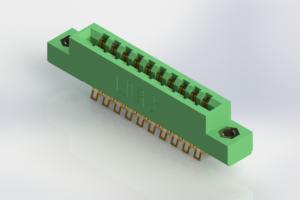 315-020-555-207 - Card Edge Connector