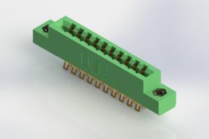 315-020-555-208 - Card Edge Connector