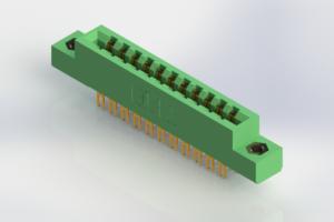 315-022-500-207 - Card Edge Connector