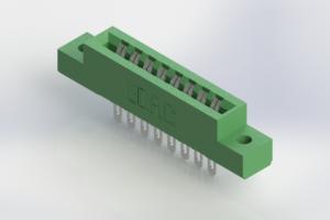 316-008-400-102 - Card Edge Connector