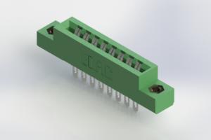 316-008-400-107 - Card Edge Connector