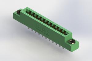 316-011-520-103 - Card Edge Connector