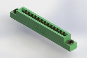 316-013-521-103 - Card Edge Connector