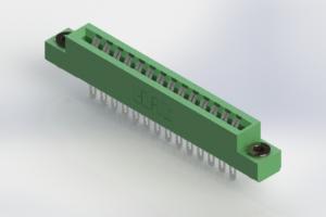 316-014-400-103 - Card Edge Connector