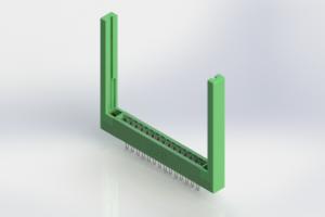 316-014-400-168 - Card Edge Connector