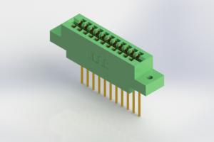317-011-541-602 - Card Edge Connector