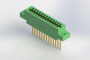 317-013-541-602 - Card Edge Connector