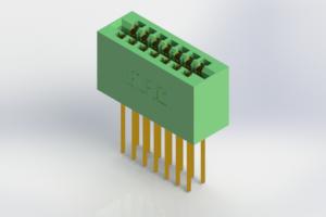 317-014-540-801 - Card Edge Connector