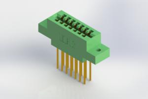 317-014-540-802 - Card Edge Connector