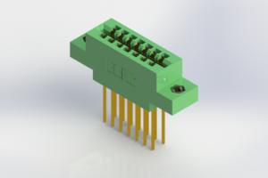 317-014-540-808 - Card Edge Connector