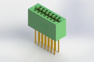 317-014-542-801 - Card Edge Connector