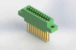 317-020-542-808 - Card Edge Connector
