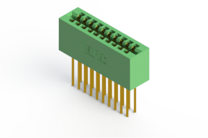 317-020-543-801 - Card Edge Connector