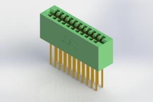 317-022-540-801 - Card Edge Connector