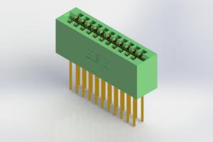 317-022-542-801 - Card Edge Connector