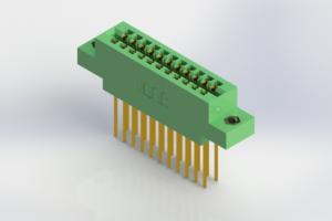 317-022-542-807 - Card Edge Connector
