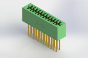 317-024-540-801 - Card Edge Connector