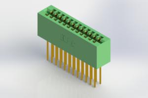 317-024-542-801 - Card Edge Connector