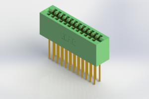 317-024-543-801 - Card Edge Connector