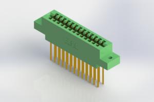 317-026-540-802 - Card Edge Connector