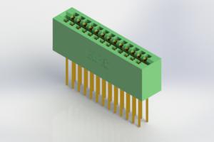 317-026-542-801 - Card Edge Connector