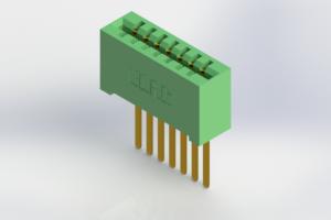 336-007-541-601 - Card Edge Connector